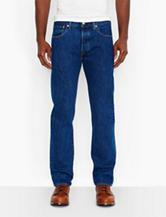 Levi's® 501® Men's Big & Tall Original Fit Dark Stonewash Jeans