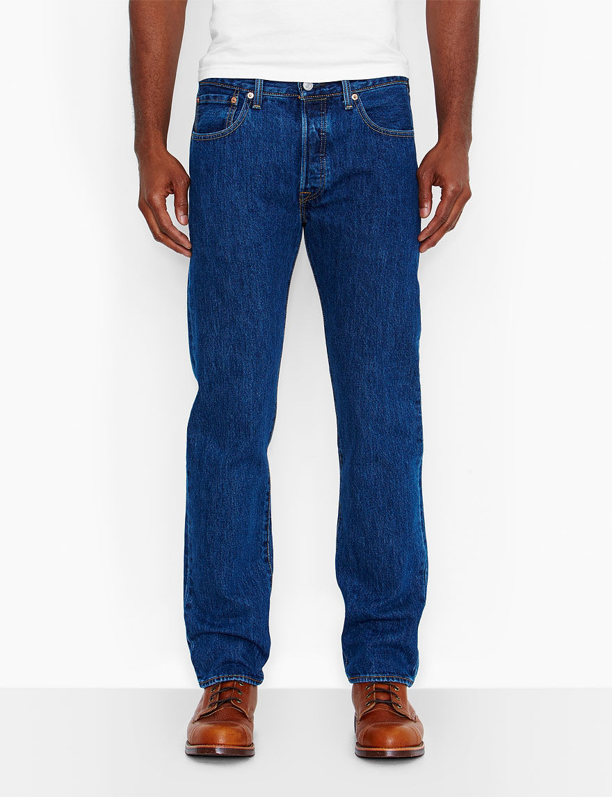Levi's Dark Stone Wash Regular