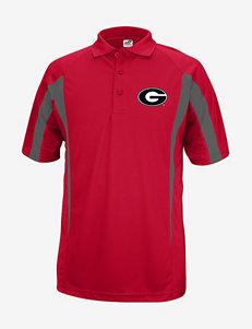 Georgia Bulldogs Red Polo Shirt – Men's