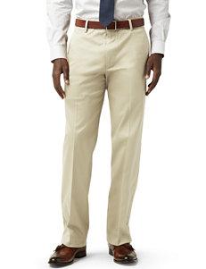Dockers Iron Free Flat Front Pants – Mens