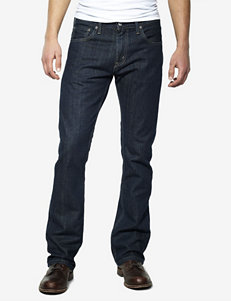 Levi's 527 Bootcut Denim Blue Jeans