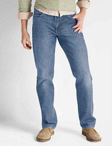 Levi's® 505™ Big & Tall Regular Denim Blue Jeans For Men
