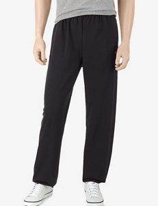 Spalding Solid Color Basic Knit Pants