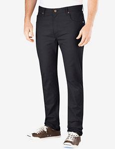 Dickies Black Slim Fit Skinny Leg 5 Pocket Pants – Men's