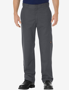 Dickies Charcoal Regular Fit Double Knee Twill Work Pants – Men's
