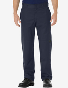Dickies Dark Navy Regular Fit Double Knee Twill Work Pants – Men's