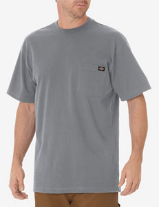 Dickies Grey Tees & Tanks