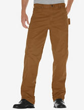 Dickies Brown Duck Relaxed Fit Weatherford Carpenter Jeans