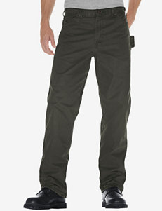 Dickies Green Relaxed