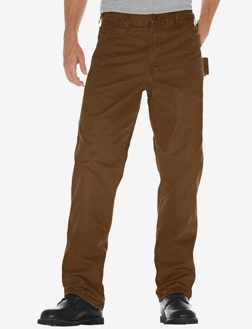 Dickies Brown Straight