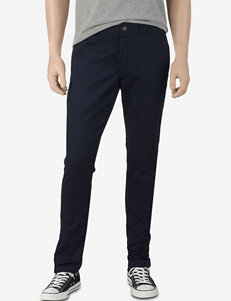 Dickies Navy Skinny Straight Leg Twill Work Pants – Men's