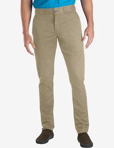 Dickies Desert Sand Skinny Fit Straight Leg Work Pants – Men's