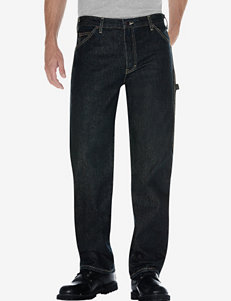 Dickies Men's Big & Tall Relaxed Fit Straight Leg Carpenter Jeans