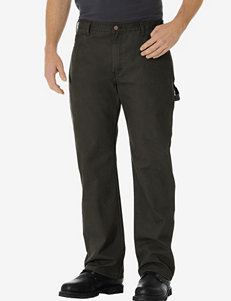 Dickies Relaxed Fit Straight Leg Lightweight Duck Carpenter Jeans
