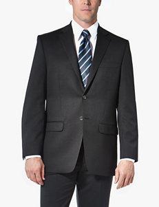 Chaps Black Suit Jacket