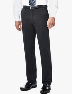 Chaps Black Suit Pants