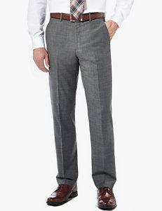 Chaps Grey Suit Pants