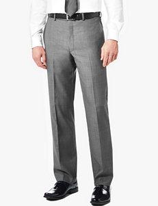 Calvin Klein Charcoal Suit Pants