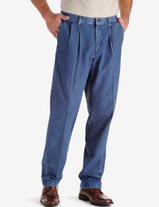 Lee® Men's Big & Tall Stain Resistant Stonewash Pants