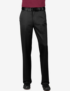 Haggar Black Straight