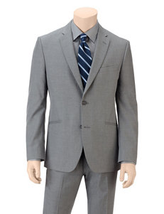 Haggar Charcoal Grey Tailored Suit Coat