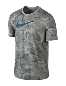 Nike® Diamond-Camo Dri-FIT T-Shirt