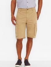 Levi's® B. Khaki Twill Cargo Shorts