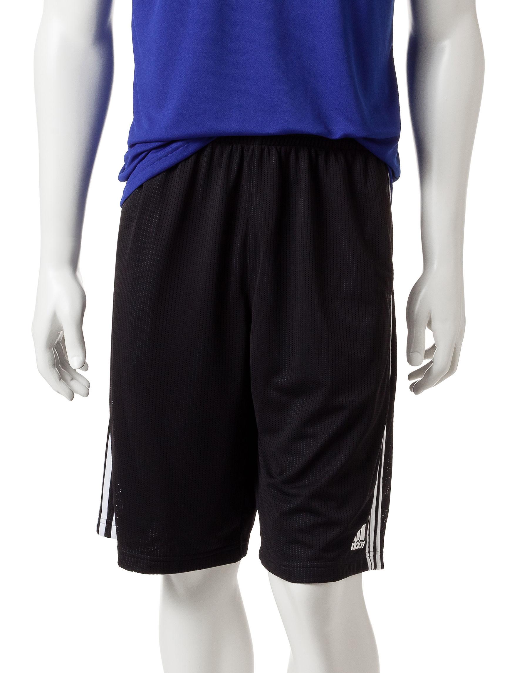Adidas Black /  White Regular