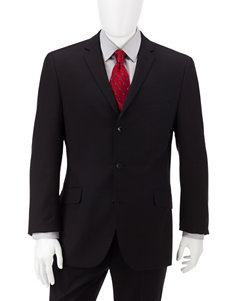 Billy London Black Pinstripe Sports Coat