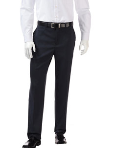 MICHAEL Michael Kors Navy Dress Pants