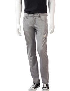 Seven 7 Grey Skinny Jeans