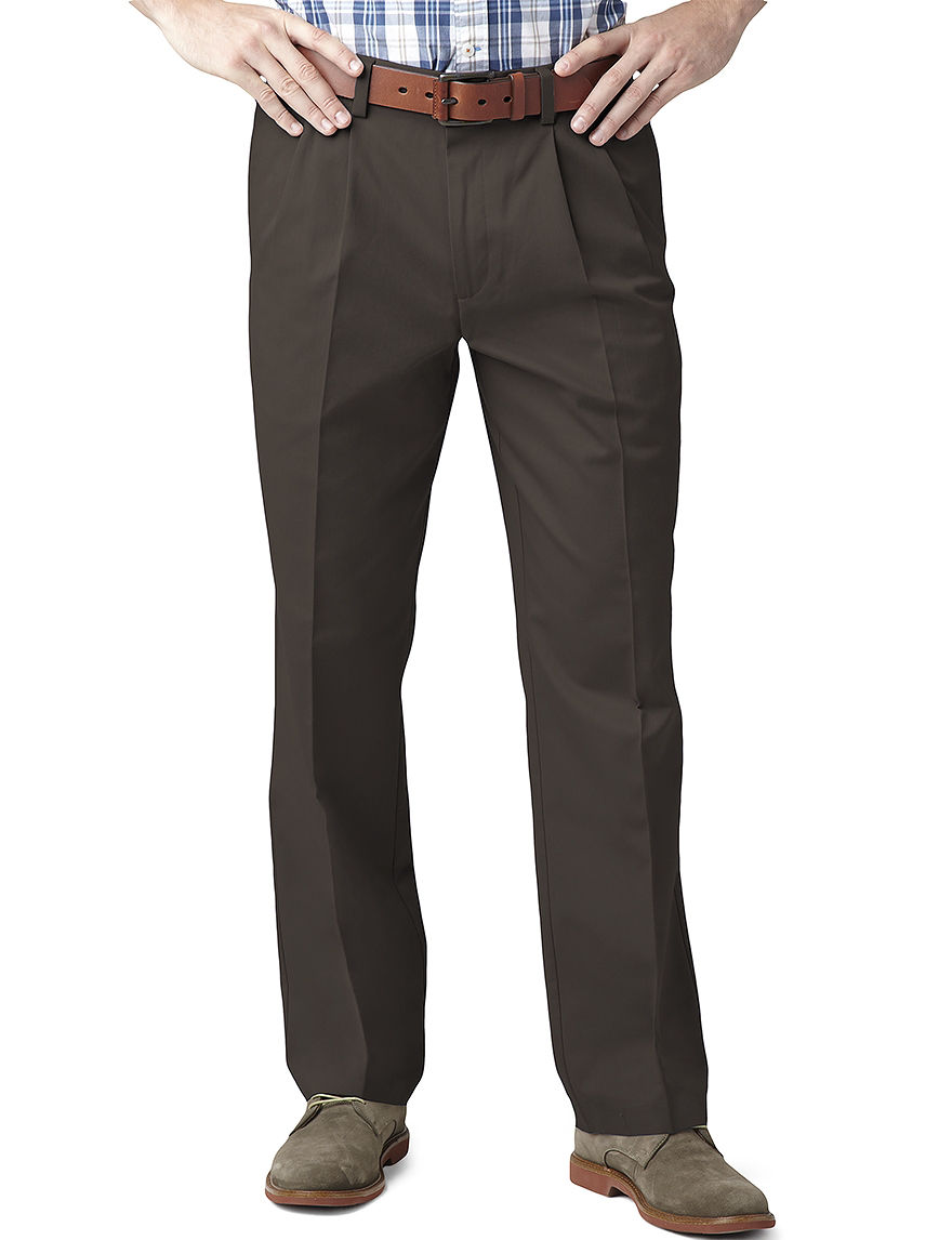 Dockers Dark Brown Relaxed