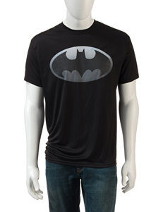DC Comics Black Tees & Tanks