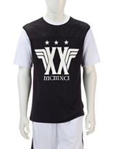 Southpole Mesh Jersey XX T-Shirt