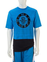Southpole Mesh Jersey T-Shirt