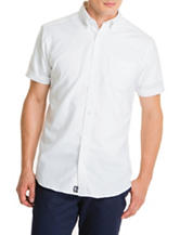 Lee® Uniforms Solid Color Oxford Shirt