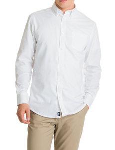Lee® Uniforms Solid Color Oxford Shirt
