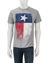 Ocean Current Texas Flag T-shirt
