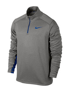 Nike® Color Block K.O. 1/4 Zip Pullover