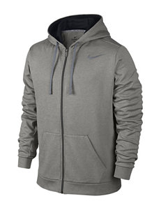 Nike® Solid Color K.O. Full-Zip Hoodie