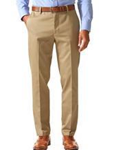 Dockers® Solid Color Light Brown Signature Slim Tapered Pants