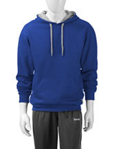 Spalding Solid Color Fleece Hoodie