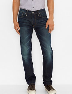 Levi's 511 Green Splash Slim Fit Jeans