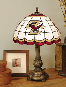 Boston College Tiffany Style Table Lamp