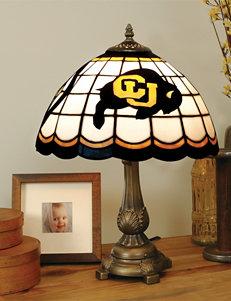 University of Colorado Tiffany Style Table Lamp