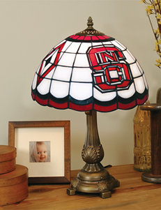 NCAA Red Table Lamps Lighting & Lamps