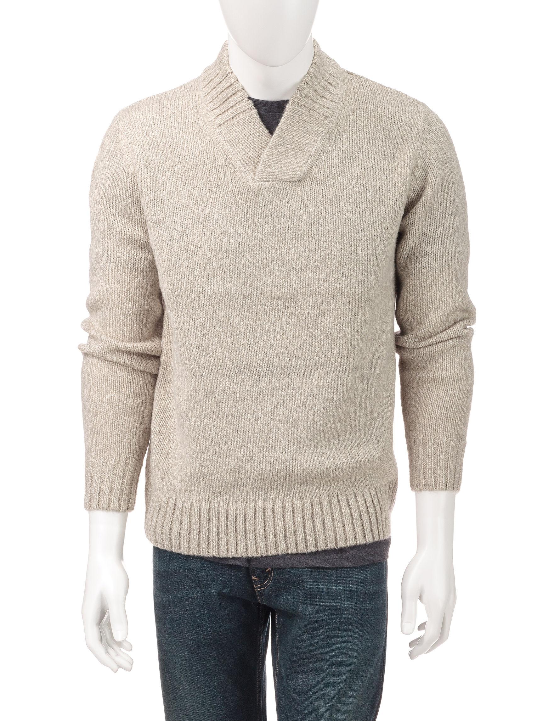 Axist Bone Dress Shirts Sweaters