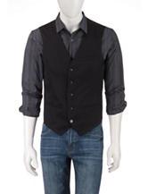 Axist Black Micro Melange Vest