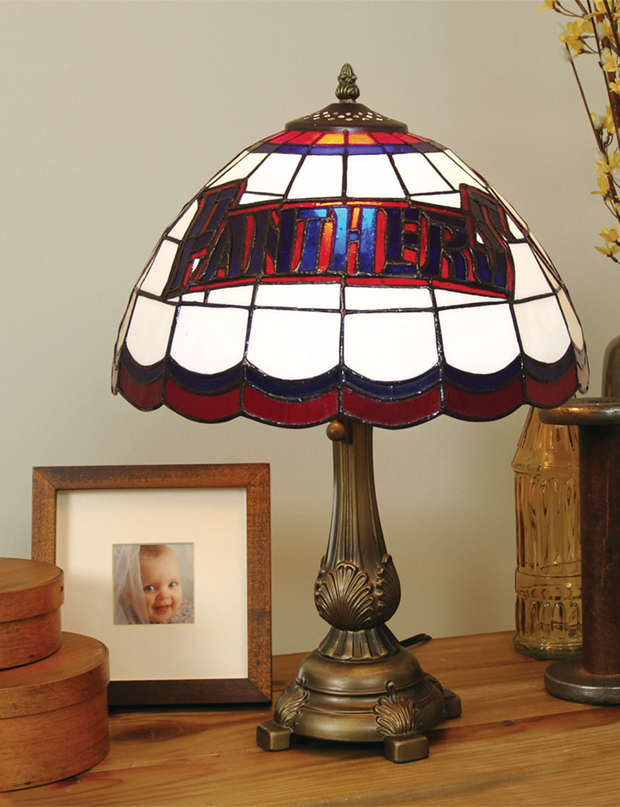 NHL Yellow Table Lamps Lighting & Lamps NHL