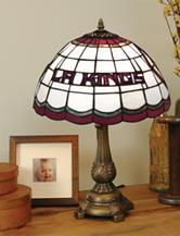 Los Angeles Kings Pride Tiffany Style Table Lamp